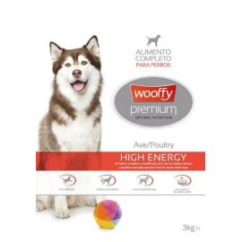 Wooffy Premium High Energy