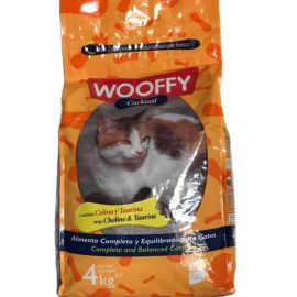 Wooffy Gato Cocktail