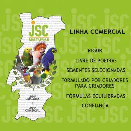 Grandes Psitacídeos Comercial JSC