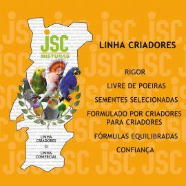 Grandes Psitacídeos Criador JSC
